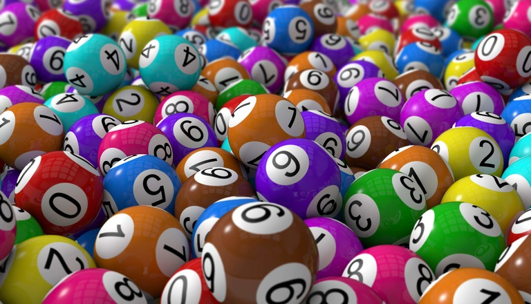 All About Lottery Balls