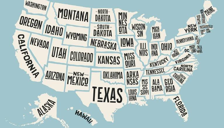Where Should You Play Powerball Your Guide To The Luckiest States